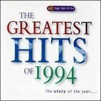 Greatest Hits of 1994-40 Top Ten Hits (UK) Dina Carroll, Take That, Kyl.. [2 CD]