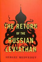 Return of the Russian Leviathan, Paperback by Medvedev, Sergei; Dalziel, Step...