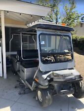 2011 Club Car Transporter 4 Electric Utility Cart 48v