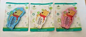 Disney Baby Winnie The Pooh Bath Thermometer 3 Mths + New