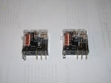 Two New Omron G2R-2S 120VAC Relays