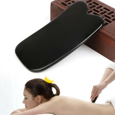 Beeswax Body Physical SPA Therapy Gua Sha Scraping Board Plate Massage Tool New