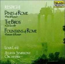 Respighi: Pines of Rome, The Birds & Fountains of Rome, New Music