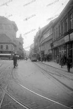 Zagreb-Agram-Croatia-Kroatien-1943-WW2-Tram-Straßenbahn-Balkan-Architektur-2