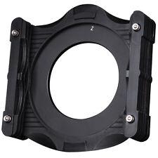 Porta Filtro Cuadrado Zomei 150mm compatible +82mm Anillo para Lee Singh-Ray4X4 4X5. 65