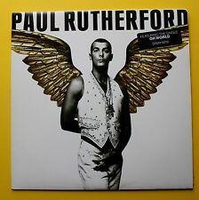 Paul Rutherford Frankie Goes to Hollywood 4th & B'Way Late Vinyl DJ LP 1989