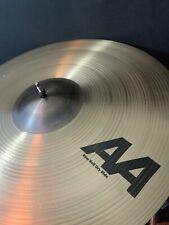 "Sabian AA 20"" Raw Bell Dry Ride Cymbal"