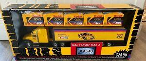 KODAK FILM NASCAR RACING TRACTOR TRAILER WITH 5 ROLLS OF FILM - NEW IN BOX