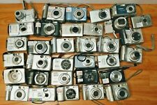 LOT OF 33x CANON DIGITAL CAMERA POWER-SHOT A1100 IS A640 A2000 SD1200 A75A2200 +