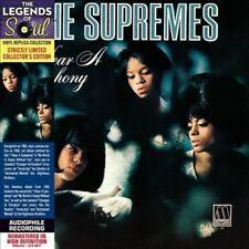 I Hear a Symphony [Remastered] [Limited Edition] [Slipcase] by The Supremes (CD, Jun-2013, Culture Factory)