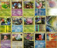 15 POKEMON CARD LOT FROM Heartgold and SoulSilver to Calls of Legend SET!!!!