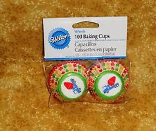 Trucks,Wheels,Transportation,Construction Mini Cupcake Papers,100Ct. Wilton