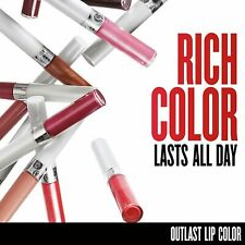 "COVERGIRL Outlast 24HR Illumina All-Day Moisturizing Lip Color, ""You Choose"""