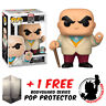 FUNKO POP MARVEL SPIDER-MAN KINGPIN FIRST APPEARANCE EXCLUSIVE + POP PROTECTOR