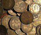 1920 UK GREAT BRITAIN CIRCULATED SILVER THREEPENCE BUY 1 OR MORE ITS FREE S/H