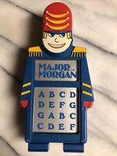 Vintage Playskool Major Morgan Music Notes
