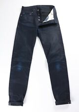 3Sixteen CT-120X Classic Tapered Shadow Selvedge Denim Jeans 28 29 x 32 $240