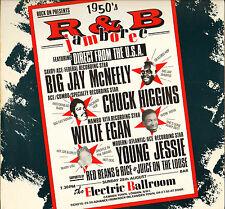 """DIVERS """"1950'S R & B JAMBOREE"""" ROCKIN' R 'N BLUES LIVE LP ACE 89"""