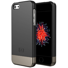 iPhone 5 SE Case, Encased (SlimShield Series) Ultra Thin Hybrid Cover