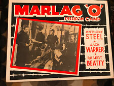 Marlag O Prison Camp 1953 Anthony Steel Jack Warner Robert Beatty
