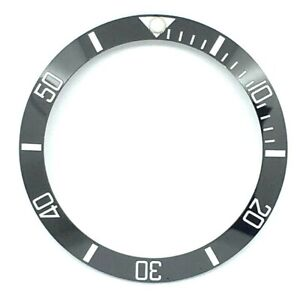 CERAMIC BLACK  BEZEL INLAY FOR ROLEXS SUBMARINERS 116610