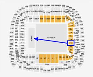 IRON MAIDEN 09.07.2022 Stuttgart *BLOCK 74A* Tickets Karten