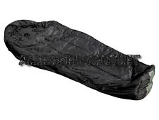 NEW US Military -10° to +30° INTERMEDIATE MUMMY SLEEPING BAG Black Part of MSS