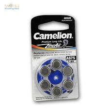 6er Pack APPARECCHI ACUSTICI-batteria a675, Acustico Batterie Apparecchi Acustici Batterie Camelion