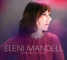 FREE US SHIP. on ANY 3+ CDs! NEW CD Eleni Mandell: I Can See the Future