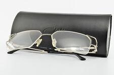 Cazal Glasses Mod. 716 Col. 914 Half-Rim Deluxe Eye Frame Lunettes + Case NOS