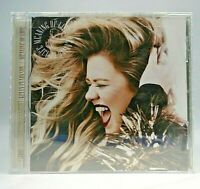 Meaning of Life by Kelly Clarkson (CD, Oct-2017, Atlantic) * Cases have cracks*