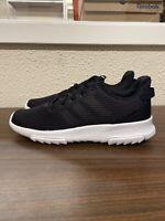 Boy's Youth Adidas Cloudfoam Racer Running Shoes Black AQ1676 Size 7