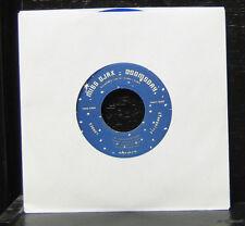 """Miss Djax - Doomsday VG+ 7"""" Vinyl 45 Acid 1997 Djax-Up-Beats UP-278 w/Insert"""