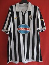 Maillot Juventus Tamoil 2006 Domicile Nike shirt vintage jersey Calcio Juve - XL