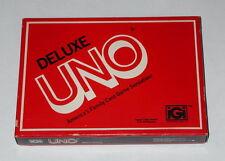 Vintage UNO Deluxe iGi 1978