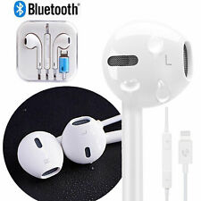 Bluetooth Lightning Earphone Headphones For iPhone 7 8 X 10 XR XS 11 Pro Pro Max