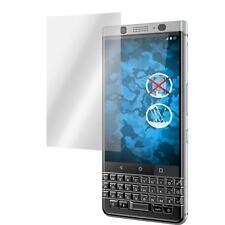 4 x BlackBerry KEYone (Mercury) Film de Protection Mat Protecteurs Écran