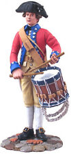 W Britain Toy Soldiers 18031 American Revolution Virginia State Garrison Drummer