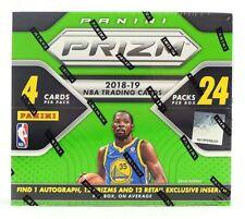 2018/19 Panini Prizm Basketball 24 Pack Box FACTORY SEALED 1 AUTO PER BOX