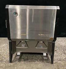 Silver King Sk10maj Two Bag Double Milk Dispenser Restaurant Commercial Kitchen