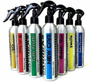 SKDMRKS Car Air Freshener Spray 300ml STRONG Long-Lasting - New for '21 Scents