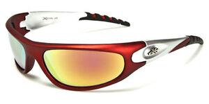 New Xloop Sport Wrap Around Running Cycling Mens Womens Sunglasses 100%UV400 261
