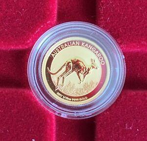 1/10 Unze Goldmünze Australien Känguru 2017 | Australian Kangaroo