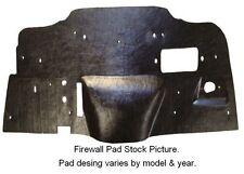 1961 1962 Buick Special & Skylark Firewall Pad