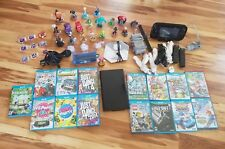 Nintendo Wii U Deluxe 32GB Console System 15 game Lot