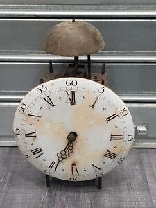 Ancien mouvement horloge comtoise 18ème