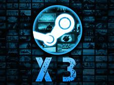 3 Steam Games Key for PC - Lucky Dip - GTA - Call of Duty - Battlegrounds