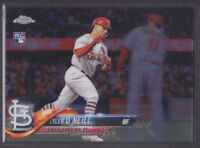 Topps - Chrome Update 2018 - Base HMT8 Tyler O'Neill - St Louis Cardinals RC