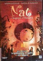 NAT E IL SEGRETO DI ELEONORA (2009) di Dominique Monfery DVD EX NOLEGGIO - 01