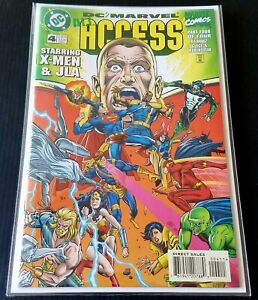 DC Marvel All Access 4